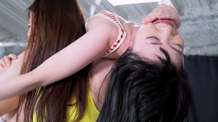 妄想女子プロレスVol.16 軽量級vs重量級編 サンプル画像07