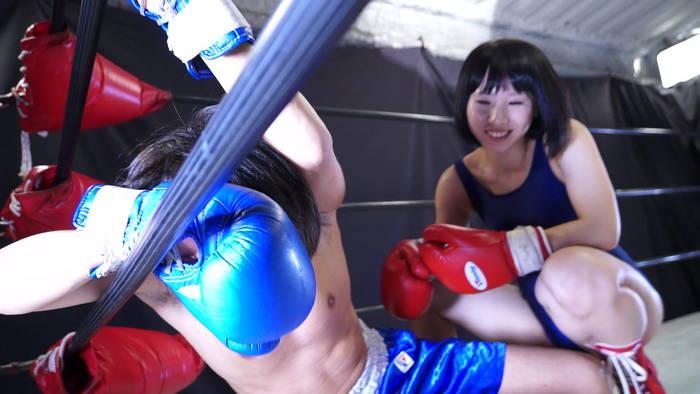 妄想MIXボクシング Vol.09 サンプル画像02