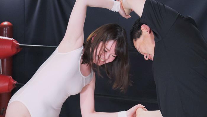 とある女子レスラーの完全敗北(シェラッキング) 15 サンプル画像09
