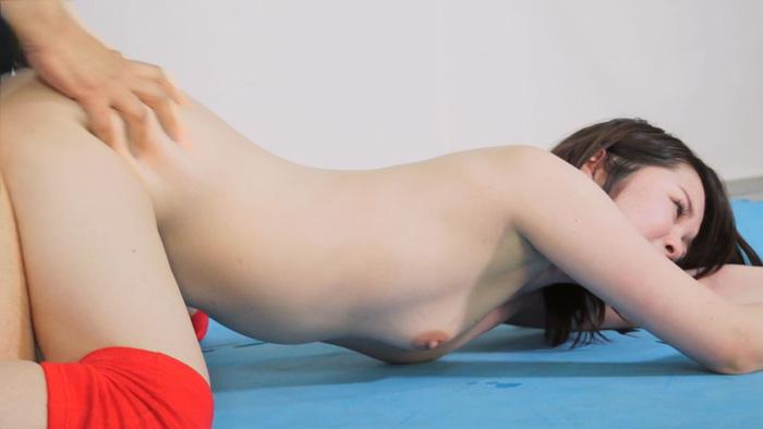 とある女子レスラーの完全敗北(シェラッキング) 15 サンプル画像11