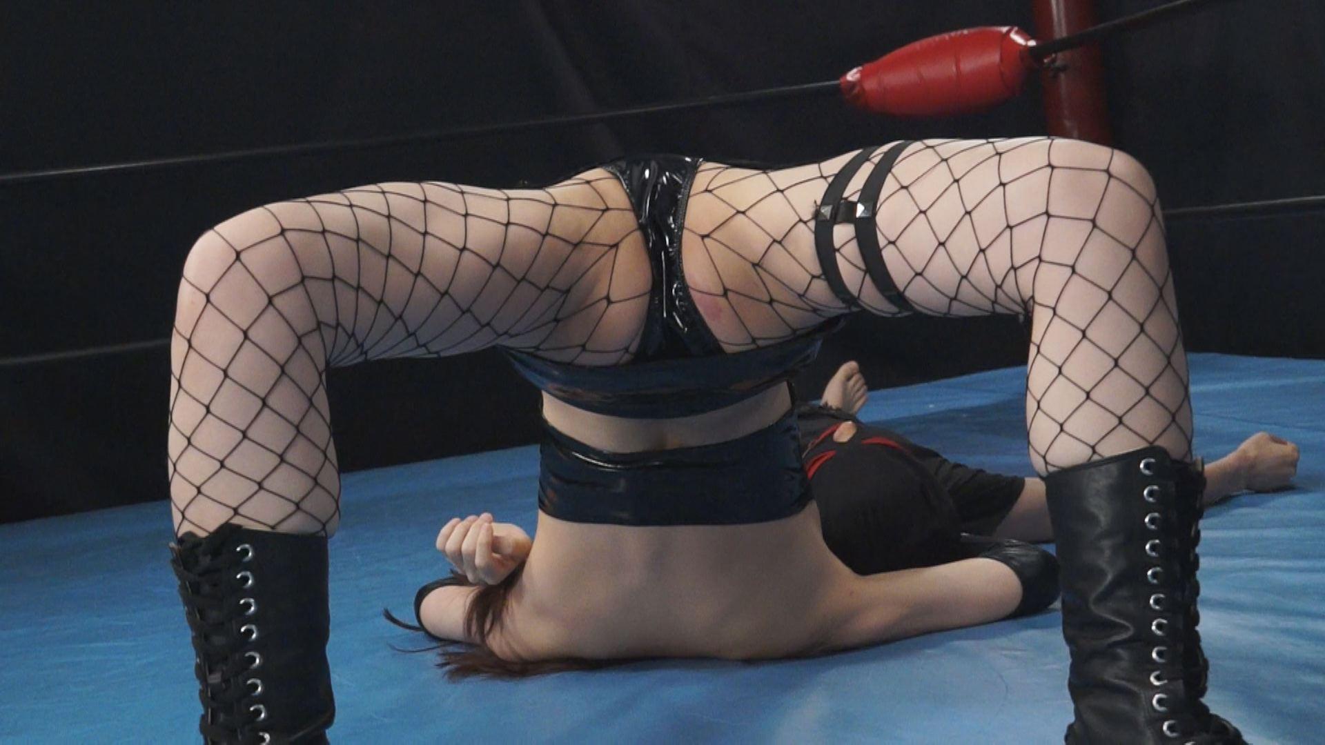 DESTROY女子プロレスラー破壊 #0005 サンプル画像02