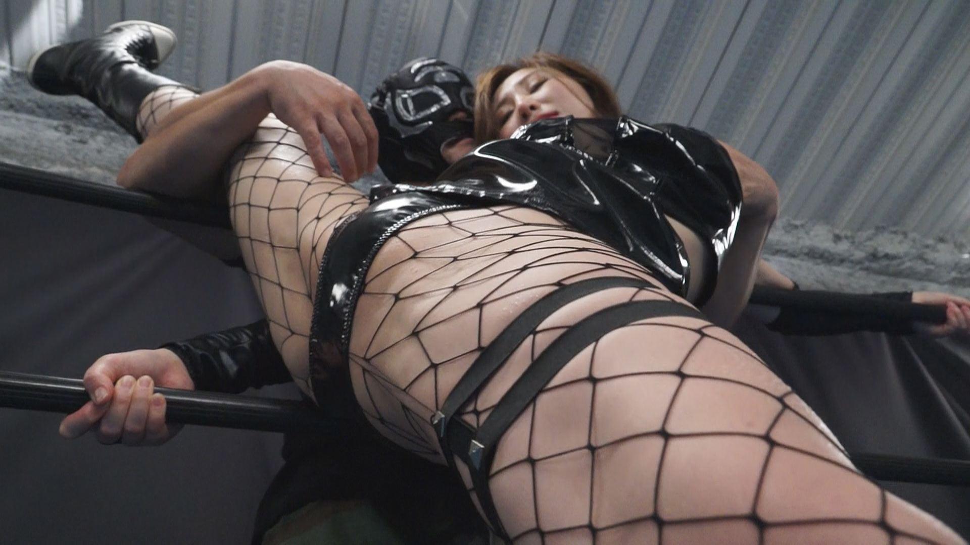 DESTROY女子プロレスラー破壊 #0005 サンプル画像07