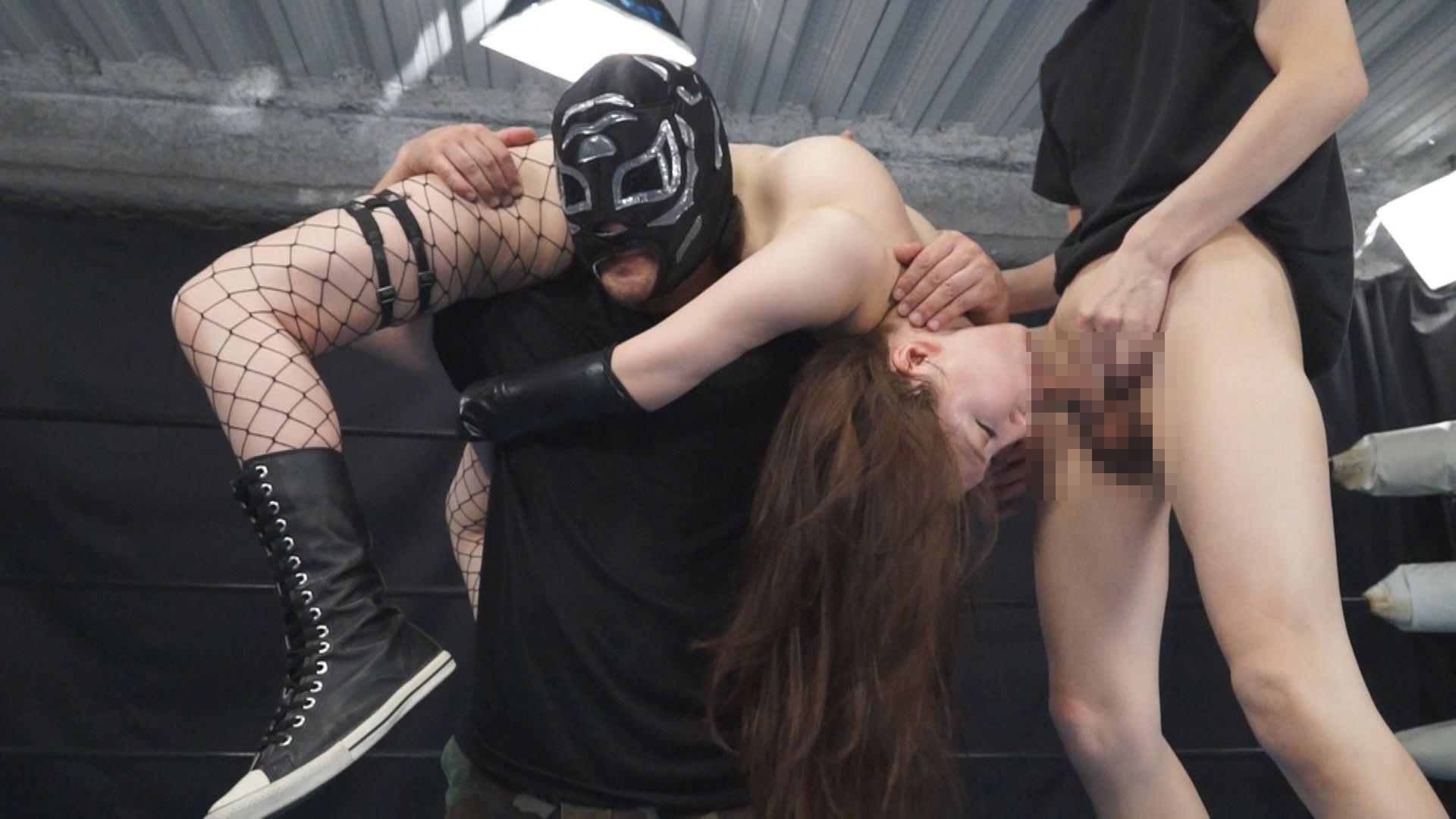 DESTROY女子プロレスラー破壊 #0005 サンプル画像09