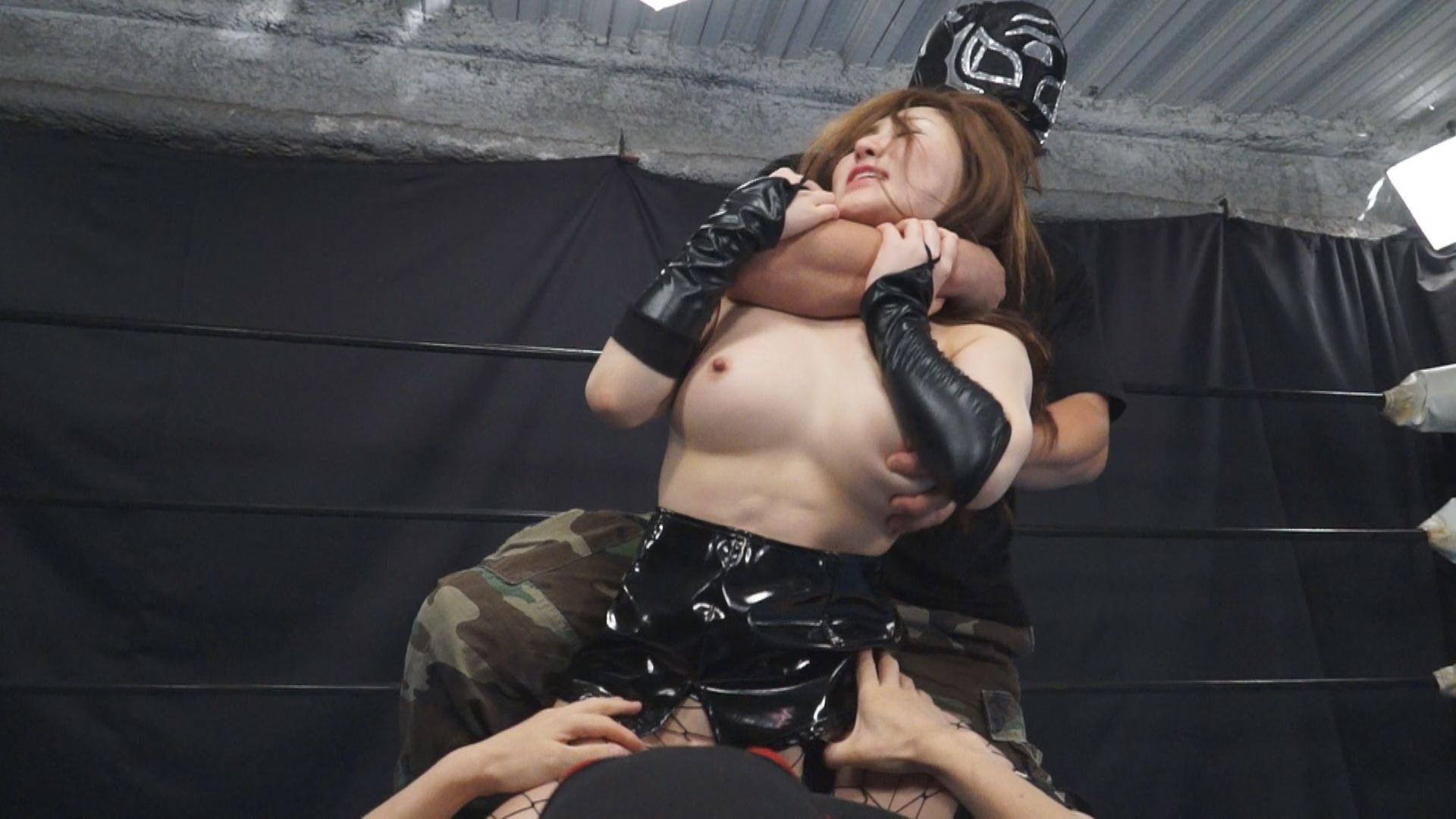 DESTROY女子プロレスラー破壊 #0005 サンプル画像10