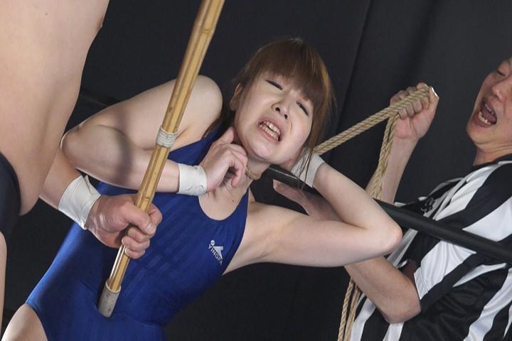 悪役レフェリー男子びいきプロレス Vol.3 サンプル画像08