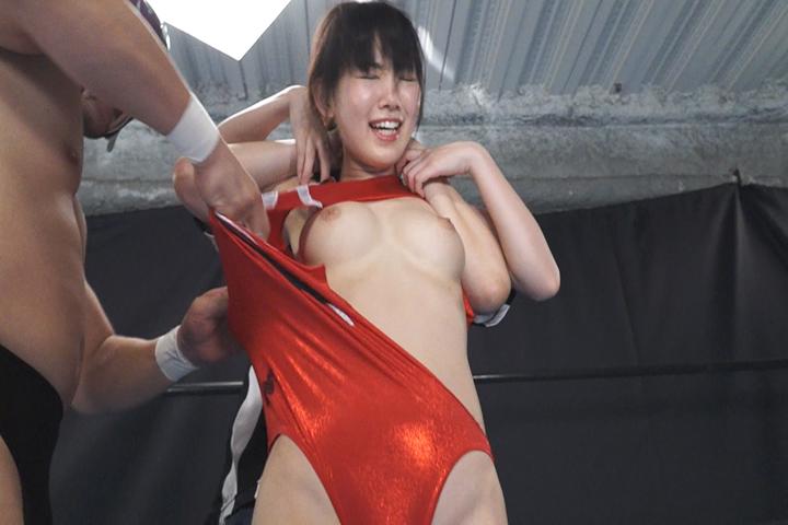 悪役レフェリー男子びいきプロレス Vol.5 サンプル画像09