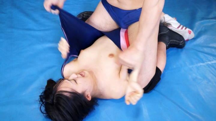 悪役レフェリー男子びいきプロレス Vol.9 サンプル画像10