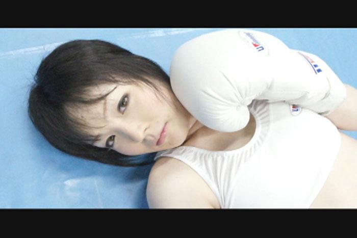 【新特別価格】キューティー女子ボクサーボクシングファック!! Vol.2 サンプル画像03
