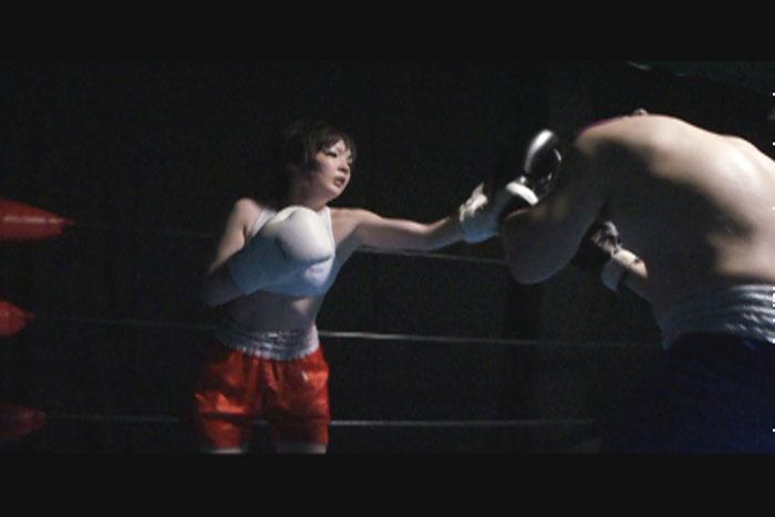 【新特別価格】キューティー女子ボクサーボクシングファック!! Vol.2 サンプル画像05