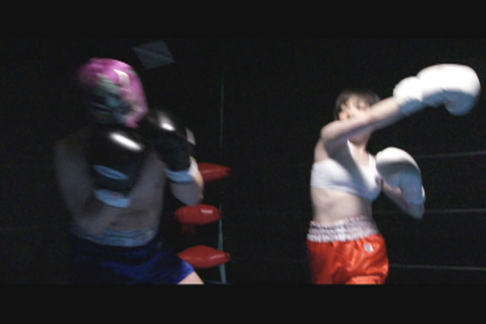 【新特別価格】キューティー女子ボクサーボクシングファック!! Vol.2 サンプル画像06
