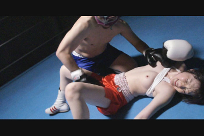 【新特別価格】キューティー女子ボクサーボクシングファック!! Vol.2 サンプル画像09