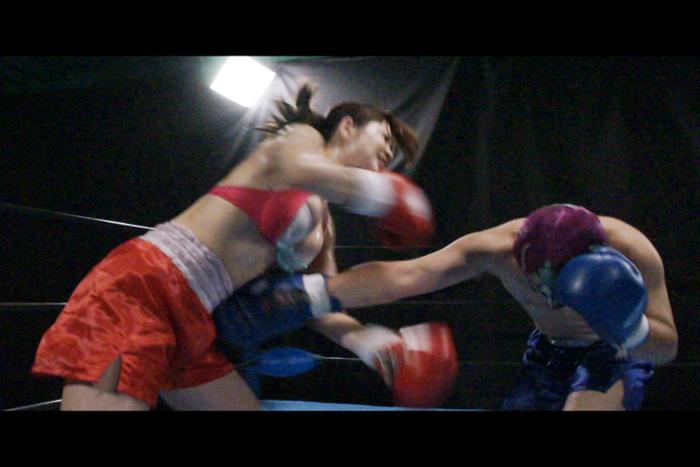 【新特別価格】キューティー女子ボクサーボクシングファック!! Vol.3 サンプル画像04