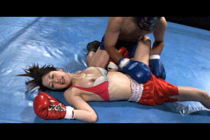 【新特別価格】キューティー女子ボクサーボクシングファック!! Vol.3 サンプル画像06