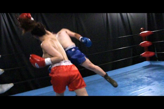 【新特別価格】キューティー女子ボクサーボクシングファック!! Vol.3 サンプル画像08