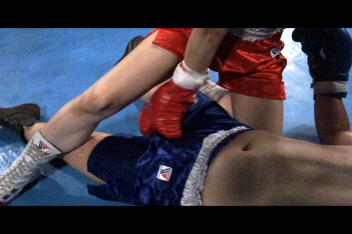 【新特別価格】キューティー女子ボクサーボクシングファック!! Vol.3 サンプル画像09