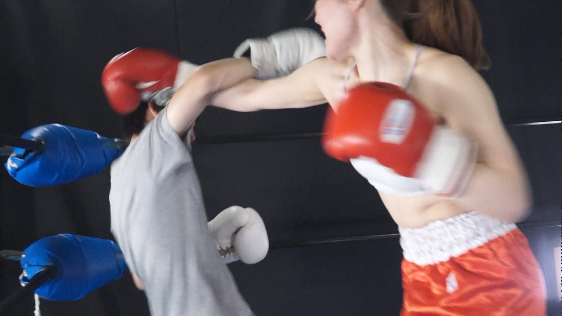 美女ボクサー地下ボクシングレイプ!! Vol.9 サンプル画像03