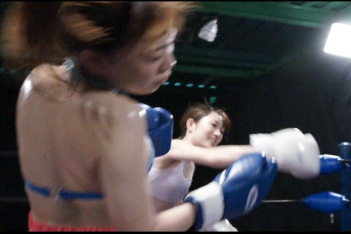 【新特別価格】女子ボクシング トーナメントバトル Vol.03 サンプル画像01