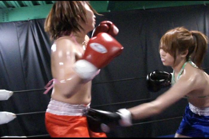 【新特別価格】女子ボクシング トーナメントバトル Vol.03 サンプル画像08
