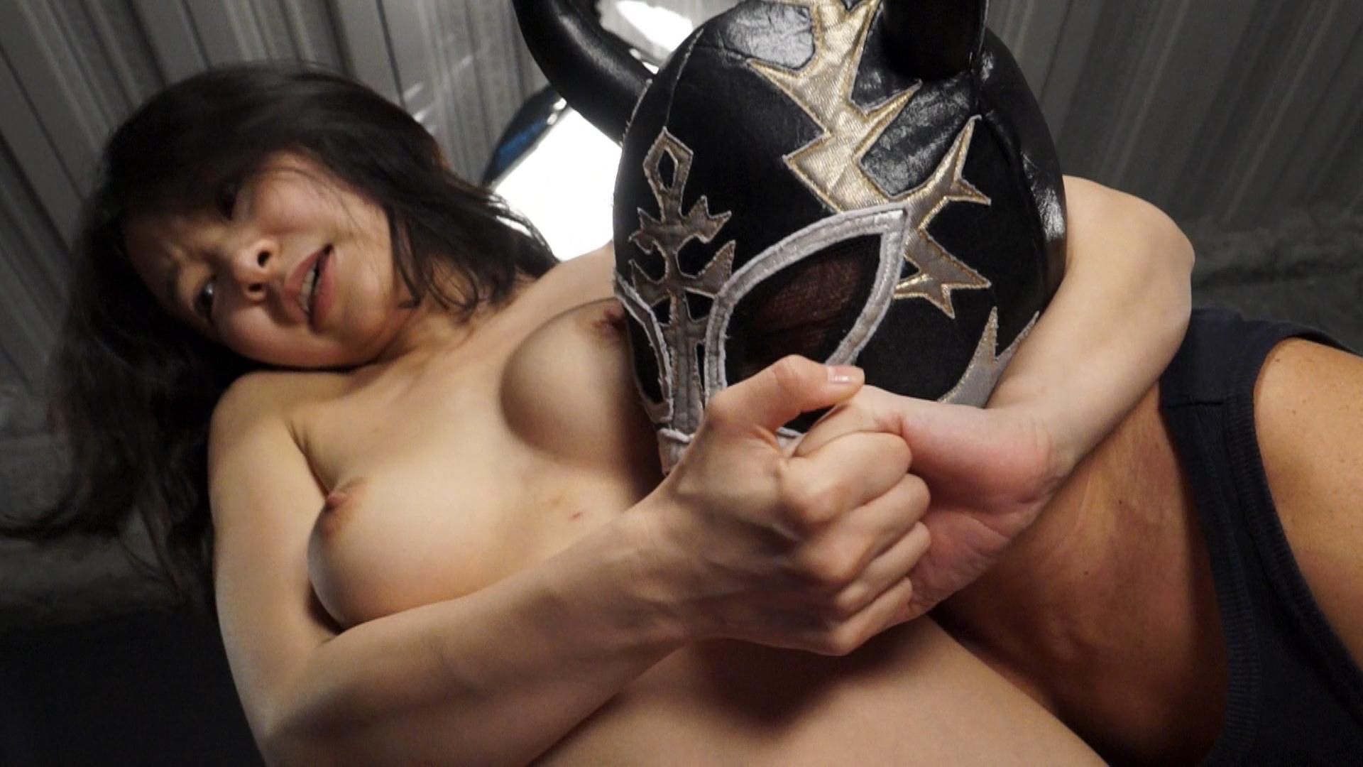 プロレスリング☆フリーク 女子トップレスMIX対戦 サンプル画像03
