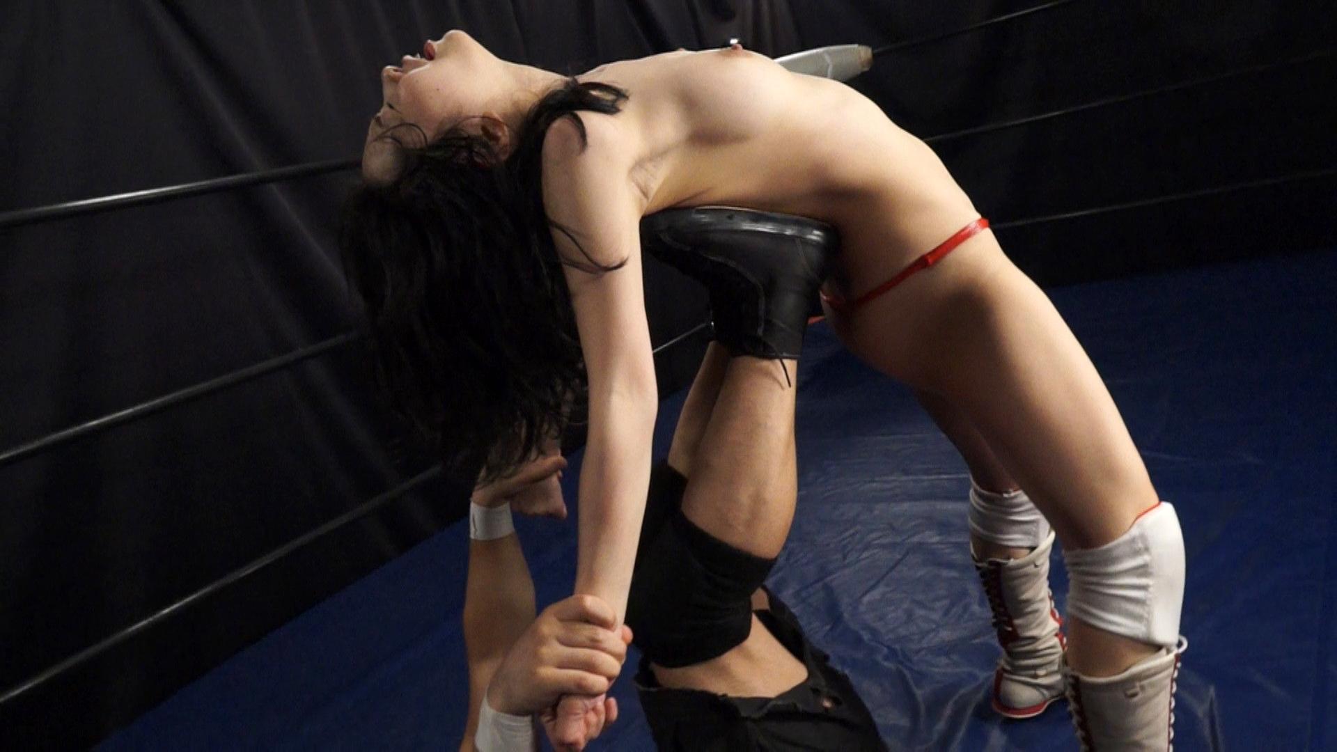 プロレスリング☆フリーク 女子トップレスMIX対戦 サンプル画像12