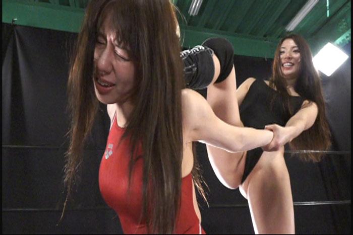 ヒール対決 最凶喧嘩ファイト Vol.2 サンプル画像05