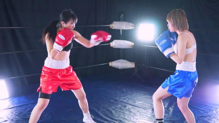 女子ボクシングスペシャルマッチ2 サンプル画像04