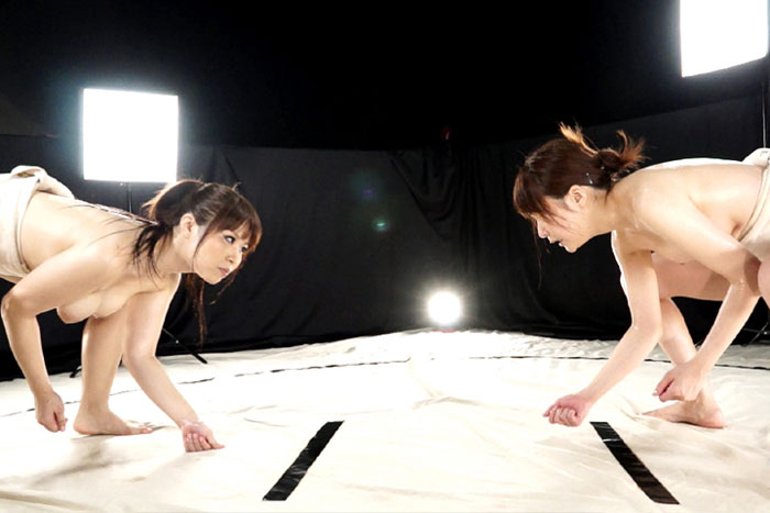 女子相撲 改 其の一 サンプル画像08