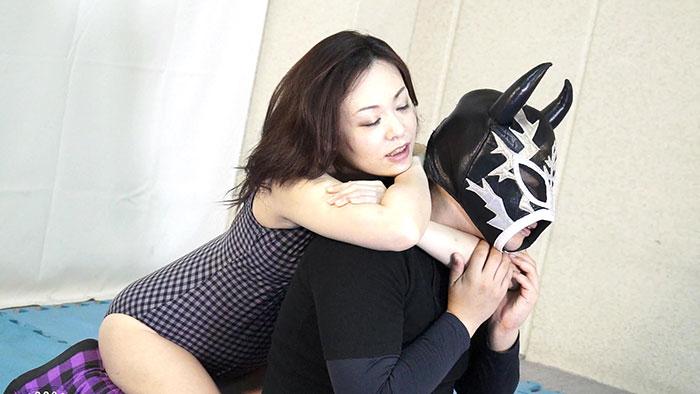 S女達のM格闘ゲーム1 サンプル画像02