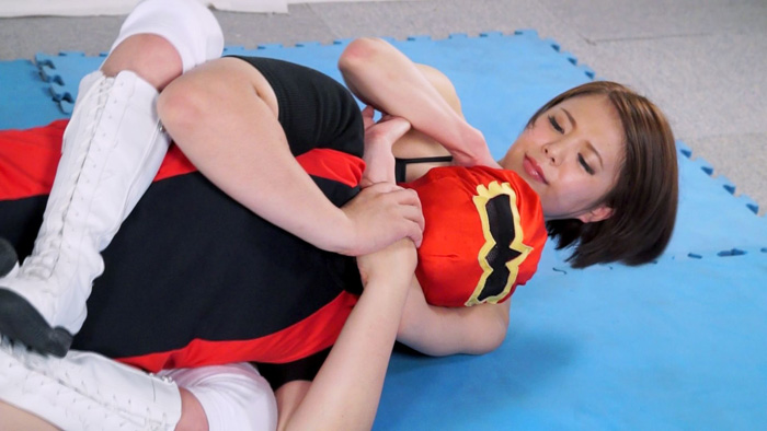 S女達のM格闘ゲーム9 サンプル画像10
