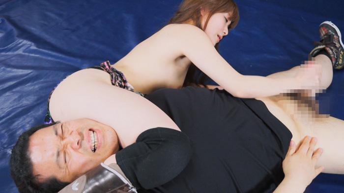 綾瀬みおり のMIXプロレス 23 サンプル画像08