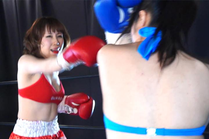 BATTLE ボクシングアイドル列伝1 サンプル画像05