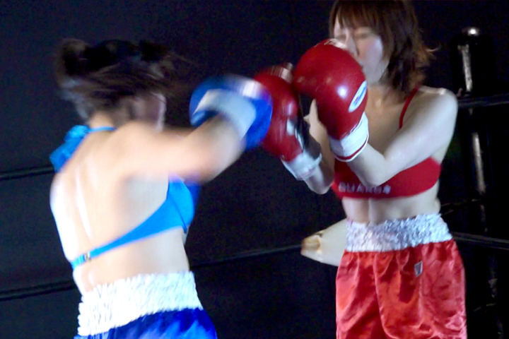 BATTLE ボクシングアイドル列伝1 サンプル画像09