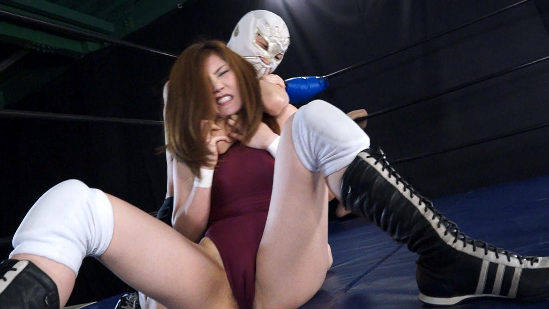 【新特別価格】陵辱ハンディキャップマッチ Volume.3 サンプル画像01