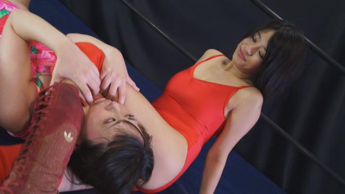 範田紗々 ザ・VIP伝説 第2章 反バトル連盟ハンター紗々様 サンプル画像02
