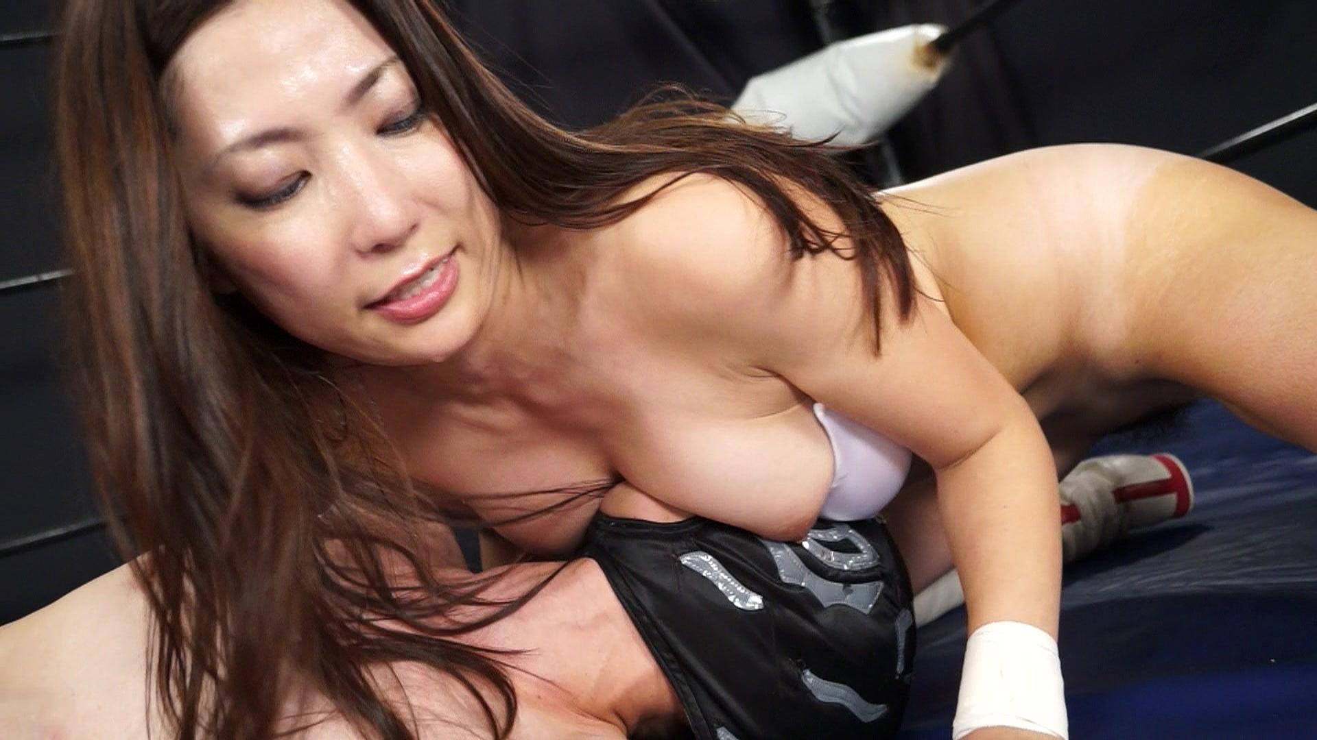 裏ビキニプロレスMIXED2 サンプル画像09