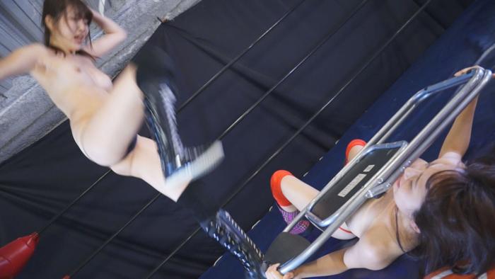 バトル正規軍 VS 反バトル連盟 全面戦争 七章 エクストリームトップレスリベンジマッチ サンプル画像07