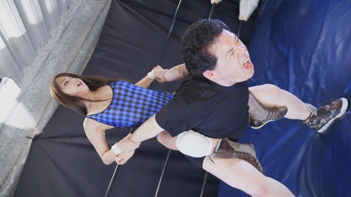 2016年2月6日バトル本店店頭イベント開催記念スペシャルMIXマッチ 通野未帆 サンプル画像04