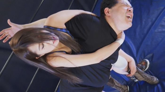 2016年2月6日バトル本店店頭イベント開催記念スペシャルMIXマッチ 通野未帆 サンプル画像05