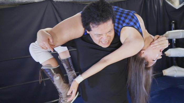 2016年2月6日バトル本店店頭イベント開催記念スペシャルMIXマッチ 通野未帆 サンプル画像09