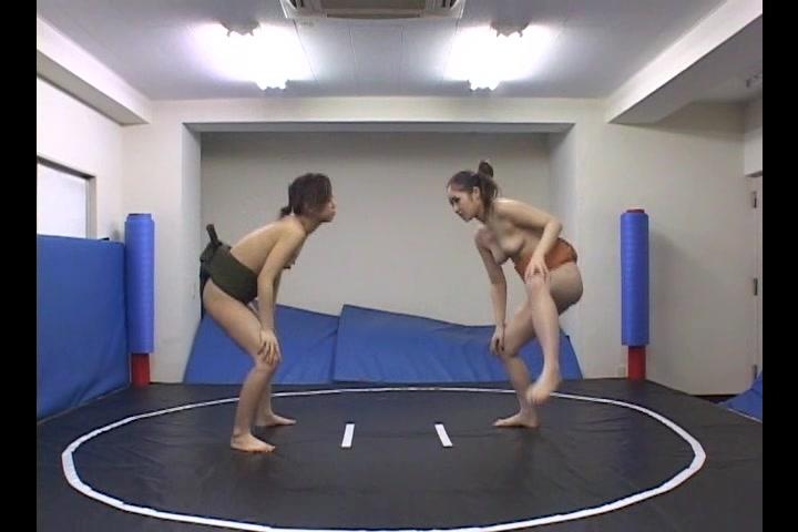 GIRLS FIGHT 43 不撓不屈 サンプル画像01