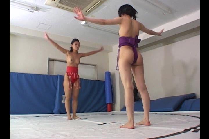 GIRLS FIGHT 60 ザ・格闘対決! サンプル画像05