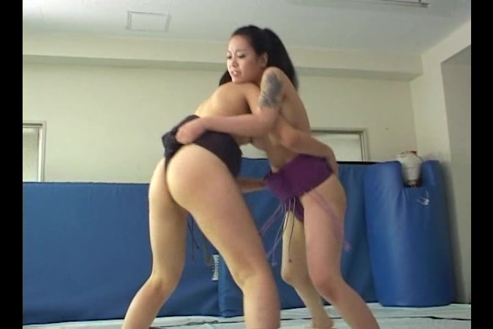 GIRLS FIGHT 77 魂を感じた! サンプル画像03