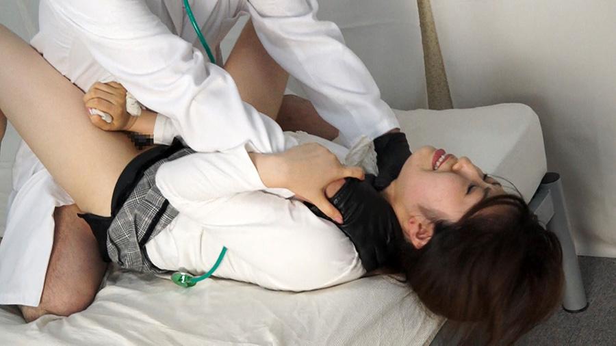 【HD】黒革手袋の怨女 復讐の首絞め淫辱制裁4 サンプル画像02