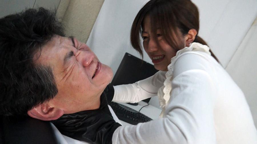 【HD】黒革手袋の怨女 復讐の首絞め淫辱制裁4 サンプル画像03