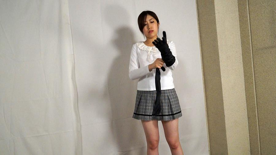 【HD】黒革手袋の怨女 復讐の首絞め淫辱制裁4 サンプル画像05