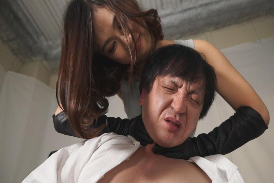 首絞めマニアの女 2  サンプル画像08