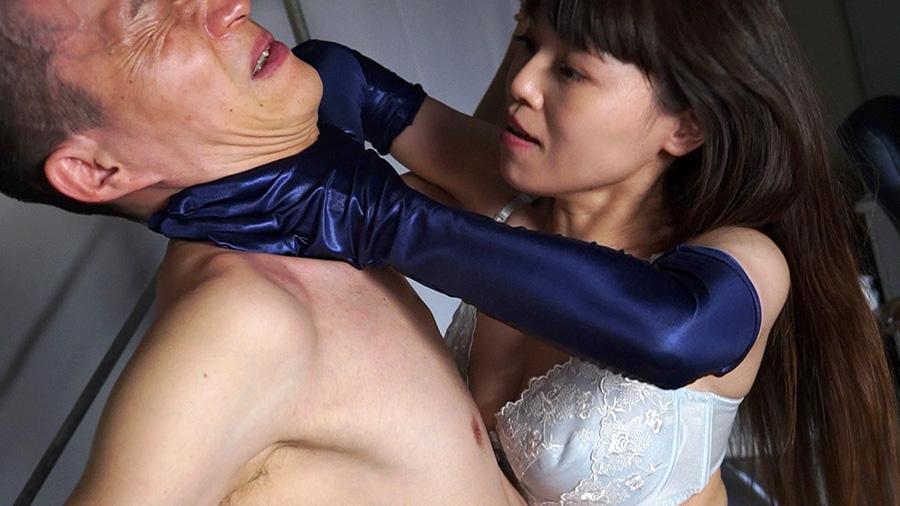 【本日限定価格】絞殺の手袋4 ~首絞失禁~ サンプル画像06