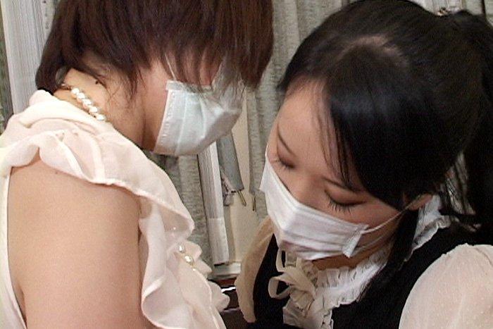 【値下げ商品】マスクレズ姉妹の奇妙な日常 vol.1 サンプル画像12