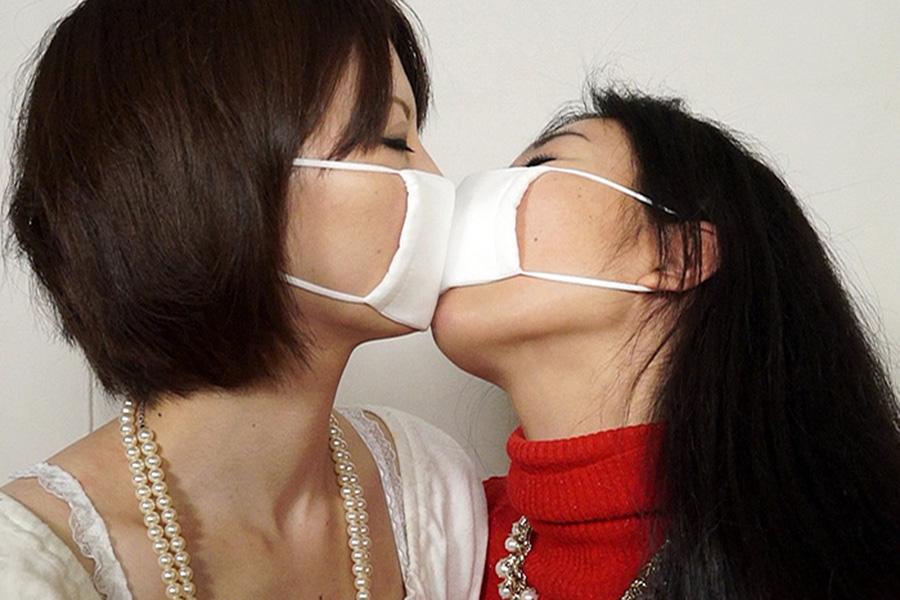 【値下げ商品】マスクレズ姉妹の奇妙な日常 vol.5 サンプル画像03