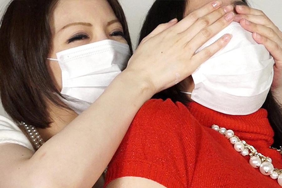 【値下げ商品】マスクレズ姉妹の奇妙な日常 vol.5 サンプル画像05